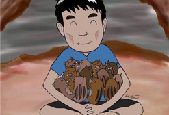 Как медитация спасла детей в затопленной пещере в Таиланде